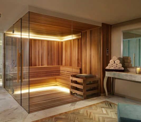 The-Ritz-Carlton-Spa-Fort-Lauderdale-Steam Room-Sauna-olivia-pettee-venice-spa-month