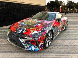Lexus-florida-panthers-sip-n-stroll-art-walk