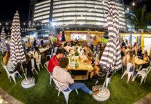 Millennial-restaurateurs-Hou-Mei-venice-magazine-alex-kuk-diego-ng-the-wharf-fort-lauderdale-crowd