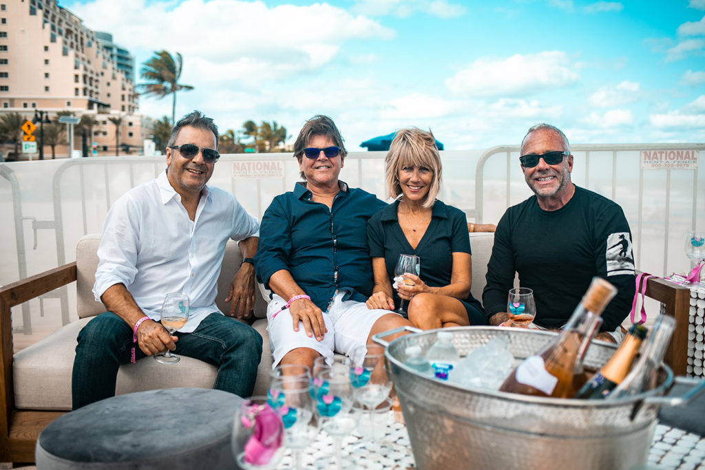 Seaglass-rose-experience-fort-lauderdale-beach-joel-eriksson-auto-nation-mercedes-benz-Andreas-Ioannou-Steve-Kristen-Priest-Robert-DiStefano