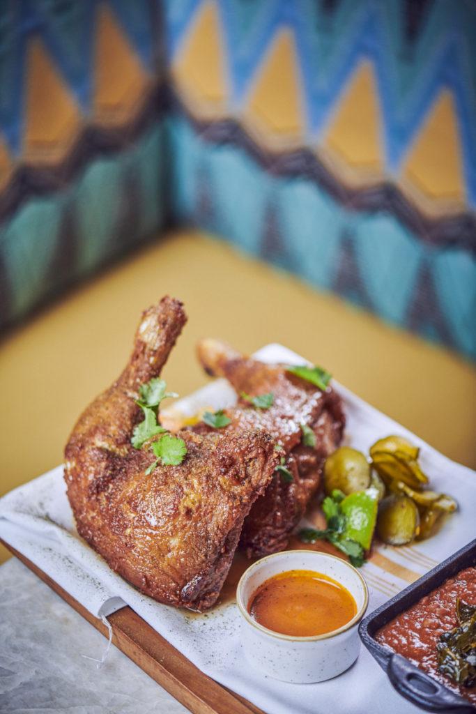 Red-rooster-overtown-marcus-samuelsson-felipe-cuevas-evan-s-benn-venice-magazine-fried-yardbird-chicken